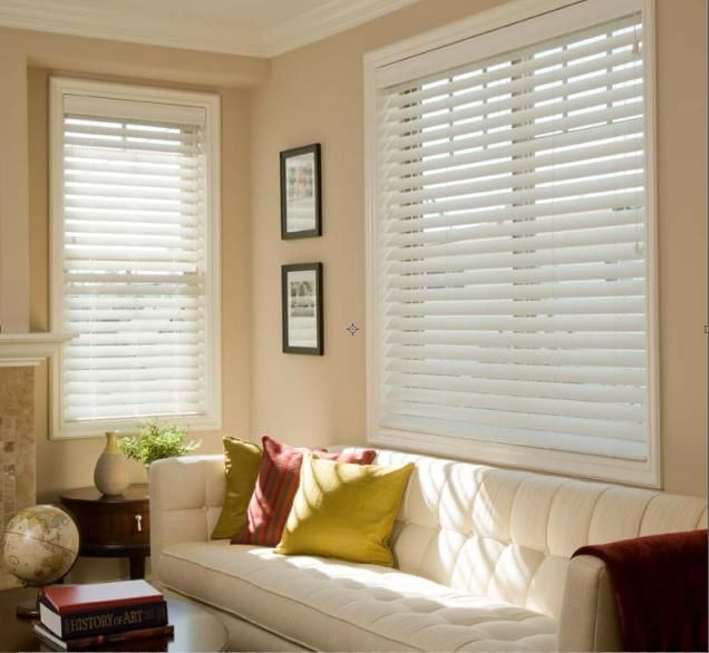 Norman Wood Blinds White Wood Blinds Blinds For Windows
