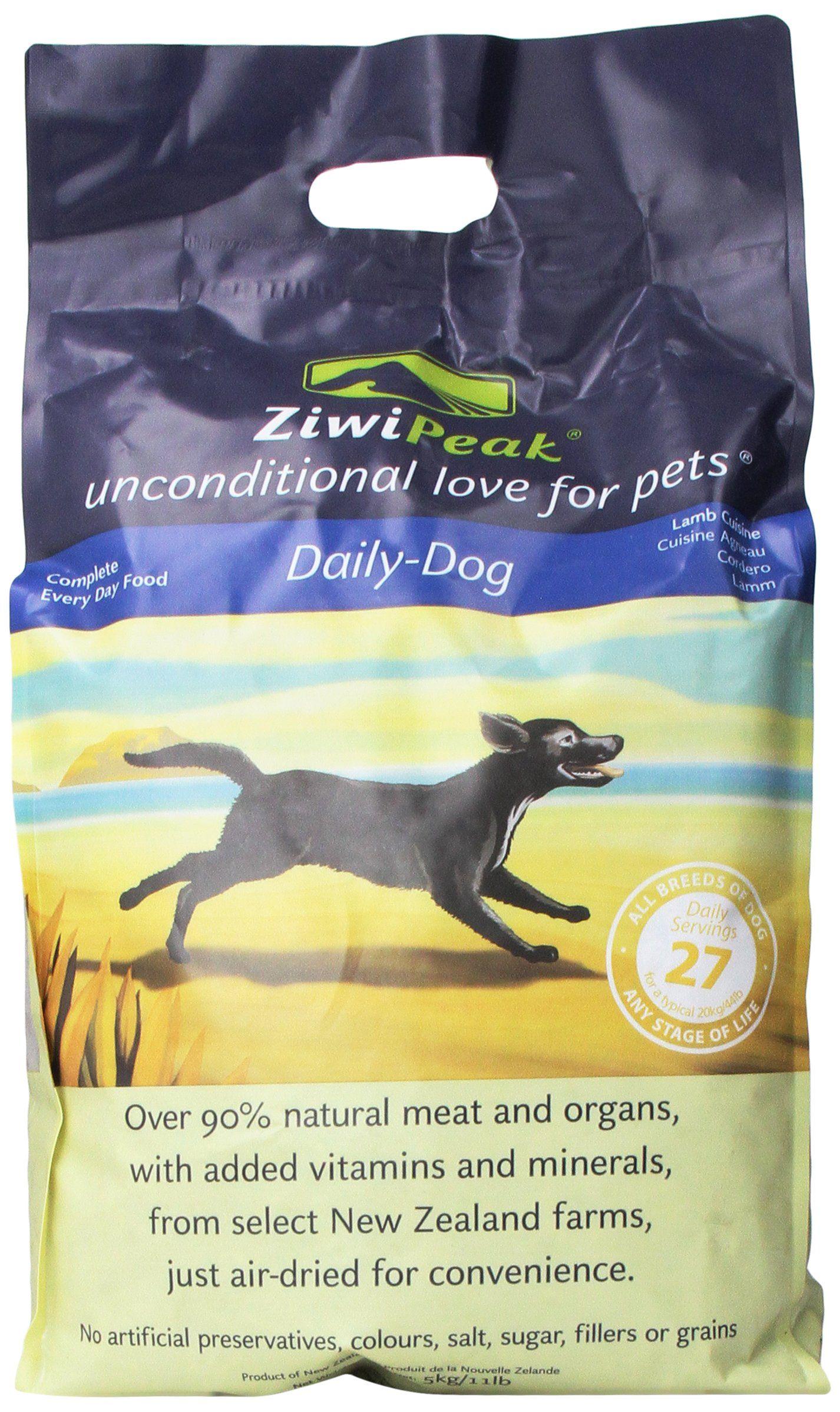 Ziwipeak Daily Cuisine Grain Free Air Dried Dog Food