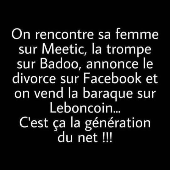 Rencontre femme canadienne sur facebook