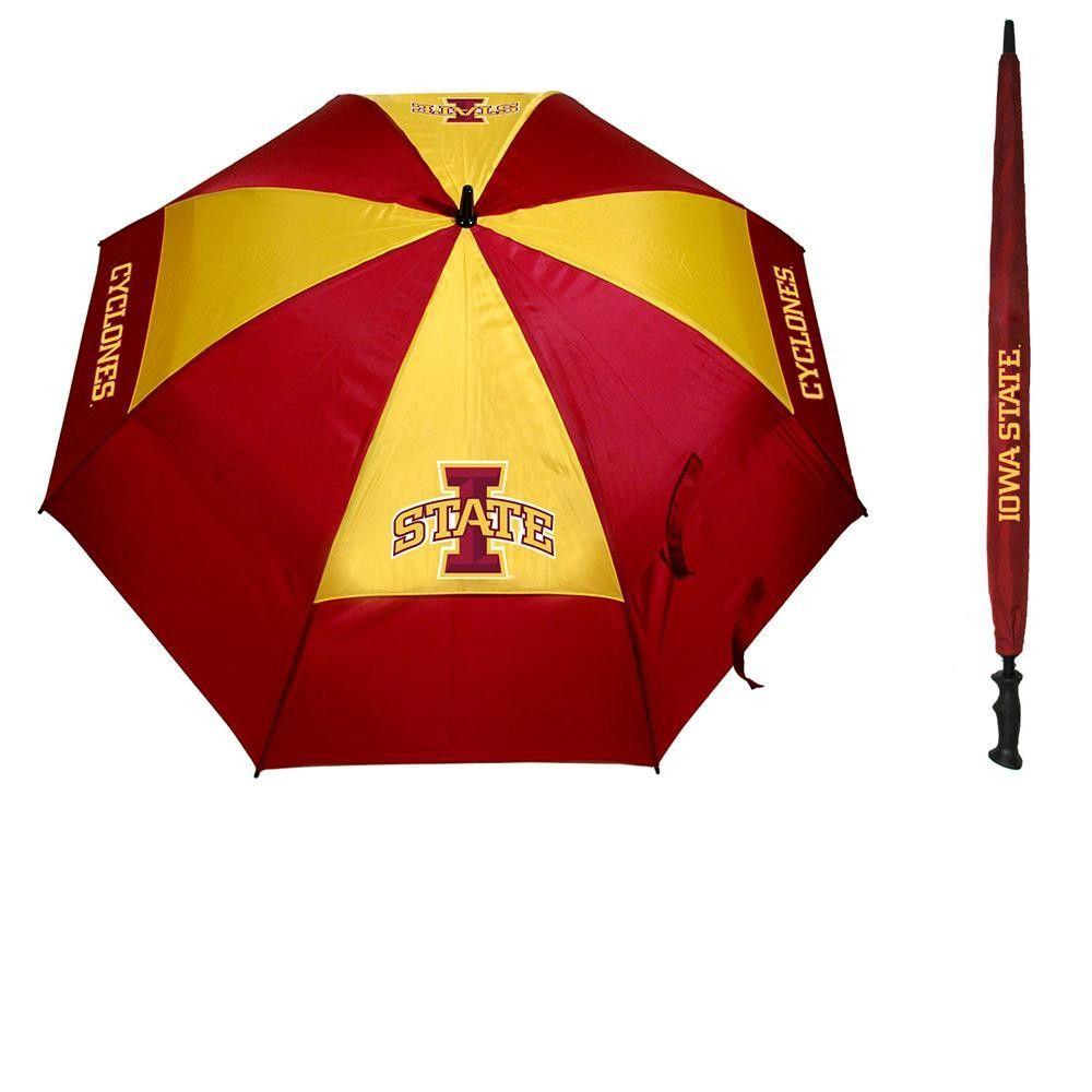 Iowa State Cyclones NCAA 62 inch Double Canopy Umbrella  sc 1 st  Pinterest & Iowa State Cyclones NCAA 62 inch Double Canopy Umbrella | Products ...