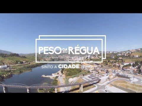 Peso da Régua // Sinto a Cidade Porque... | via Douro Alliance