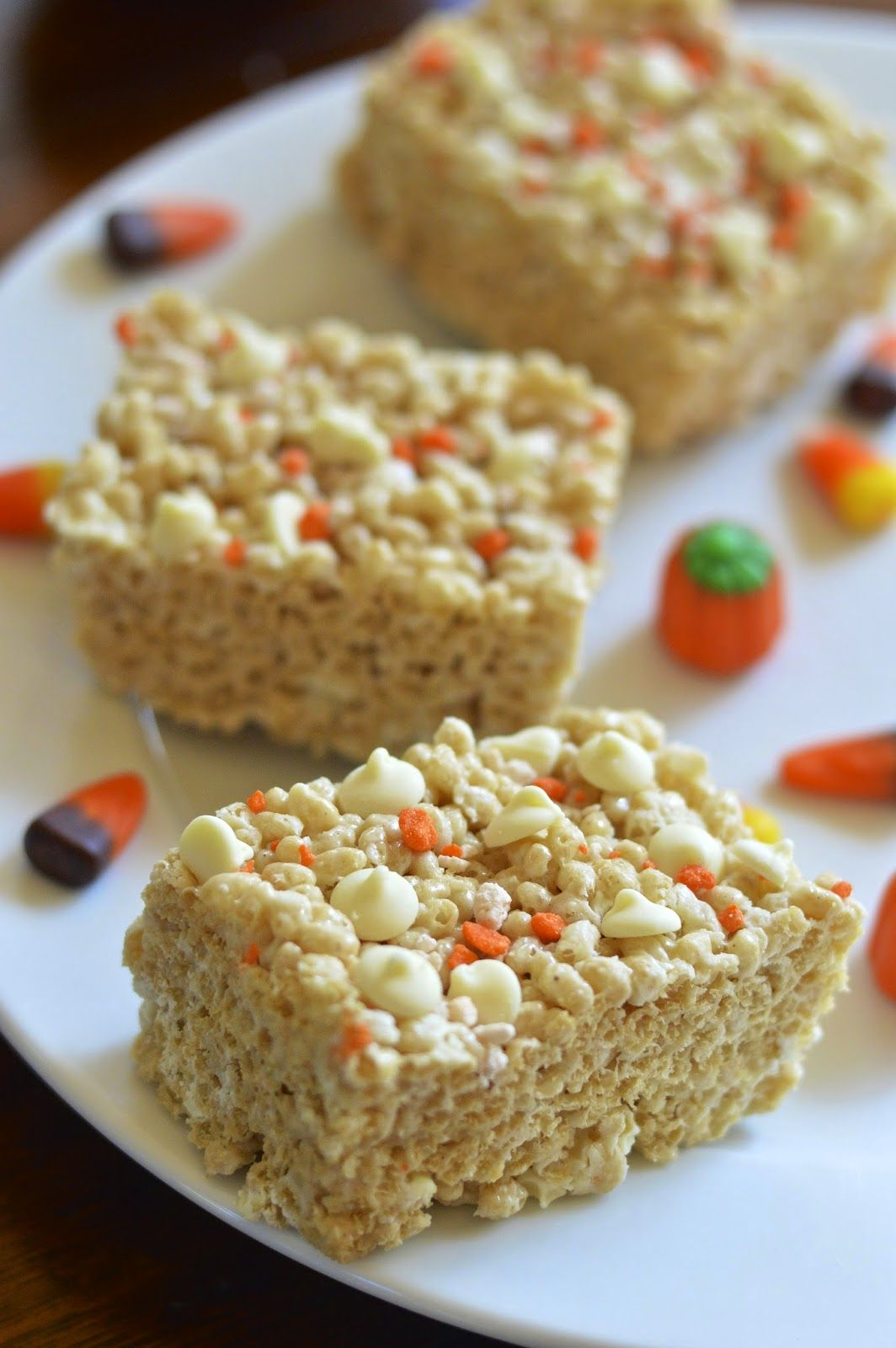Halloween Treats Rice Krispies Looking for some easy