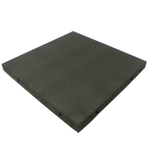 Rubbercal Ecosafety Playground Surfacing Interlocking Flooring 1 Tile Coal 20 X 20 X 25 In You Can Find More Detail Playground Flooring Playground Mats Interlocking Flooring