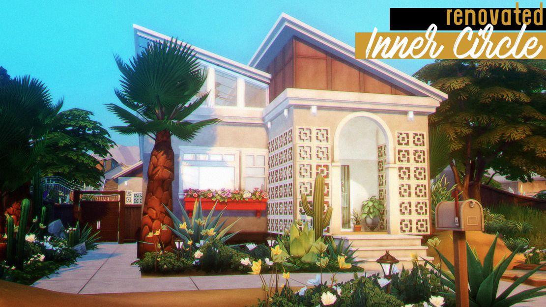 Viiavi House Sims 4