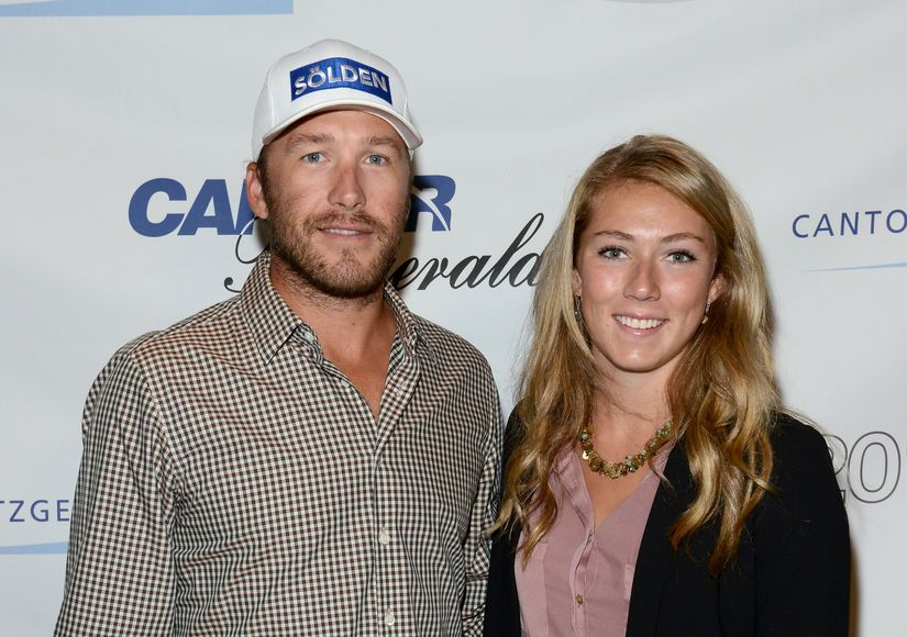Bode Miller & Wife Bare All to Announce Baby's Birth