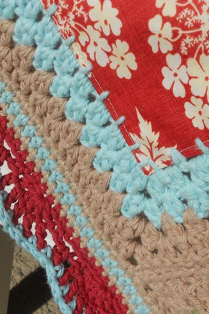 Fusion Crochet Blanket   Crochet projects   Pinterest   Jette ...