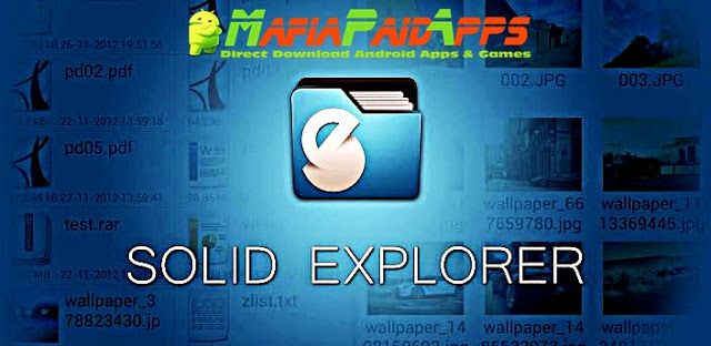 Solid Explorer File Manager v2.3.5 build 200126 [Mod Lite
