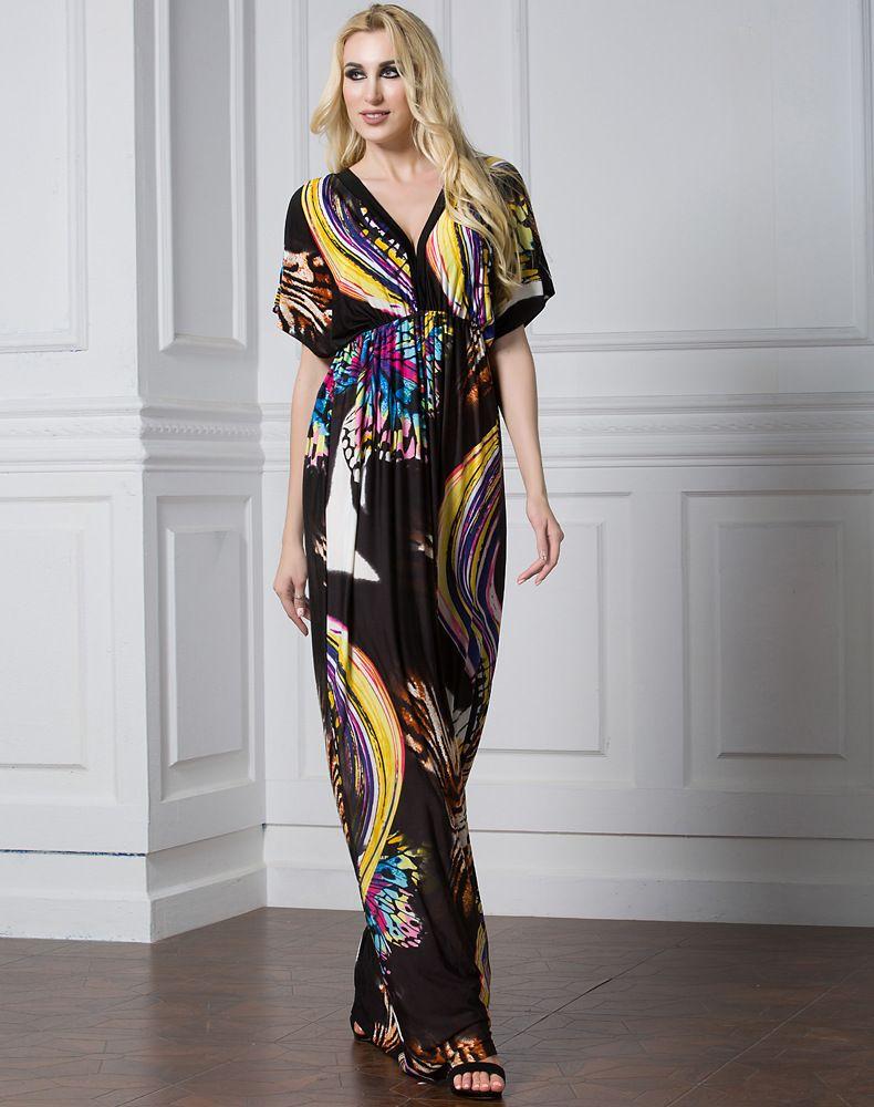 Long dresses with high waist. Pattern dress with a high waist 65