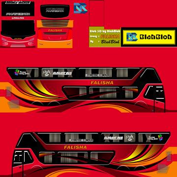 30 Livery Bussid Bimasena Sdd Terbaru Kualitas Jernih Png Mobil Modifikasi Truk Besar Konsep Mobil