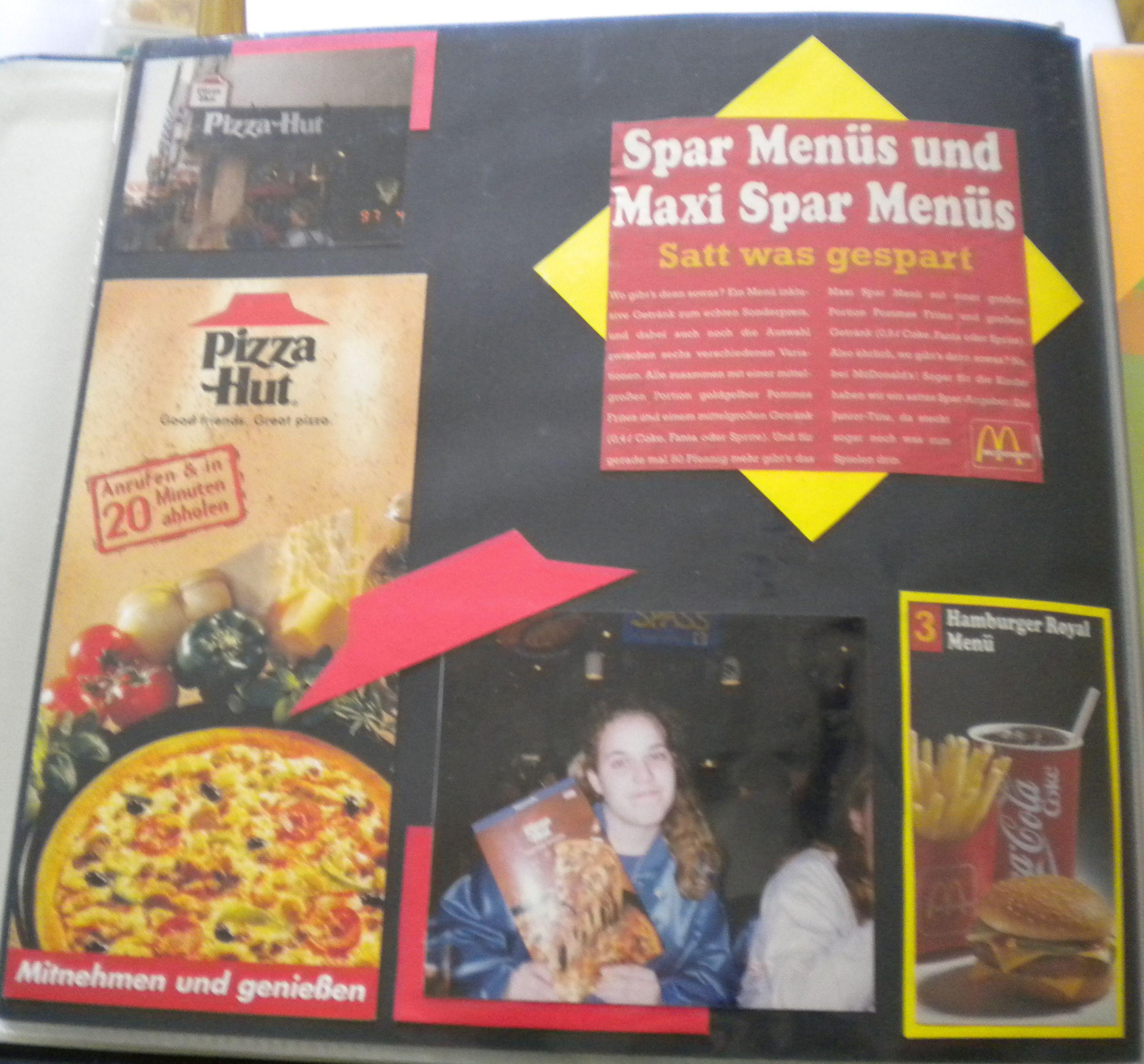 Europe scrapbook ideas - American Food In Europe Scrapbook Com