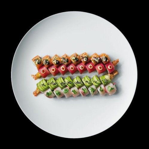 I love sushi. My favorite is the Danish chain: Sticks'n'Sushi.