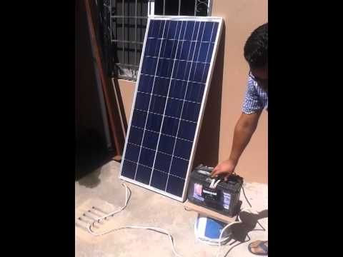 Como Calcular Un Panel Solar Muy Facil Calculo De Paneles Fotovoltaicos Youtube Paneles Solares Sistema De Energia Solar Energia Solar