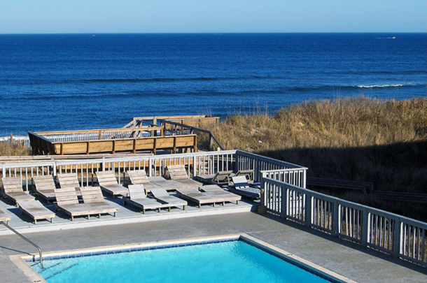Nags Head Nc Oceanfront Hotel Luxury Accommodations Beach Resort