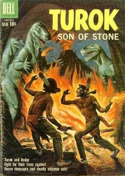 Turok, Son of Stone #20 - The Eruption