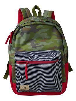 882e6bdba884 Senior nylon backpack