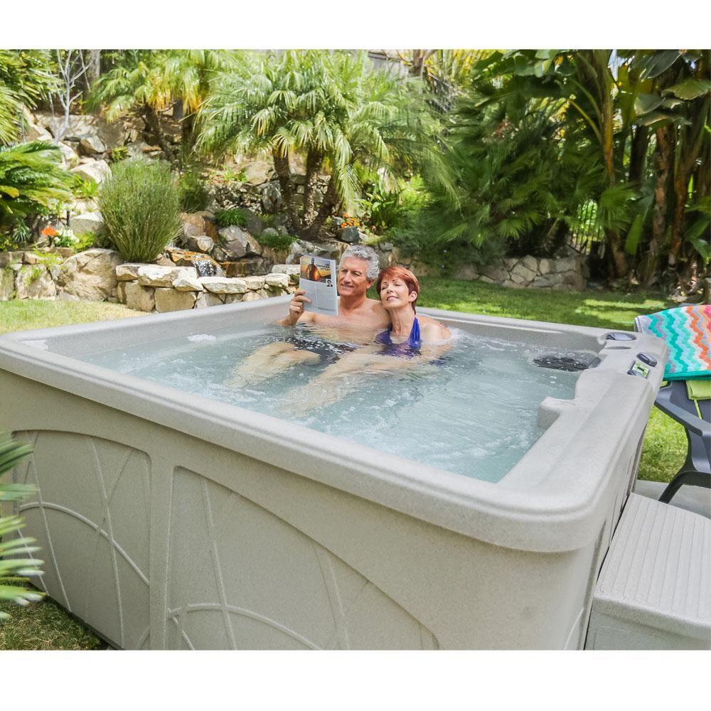 Lifesmart Bahama DLX (LS350DX) 28Jet, 5Person Spa