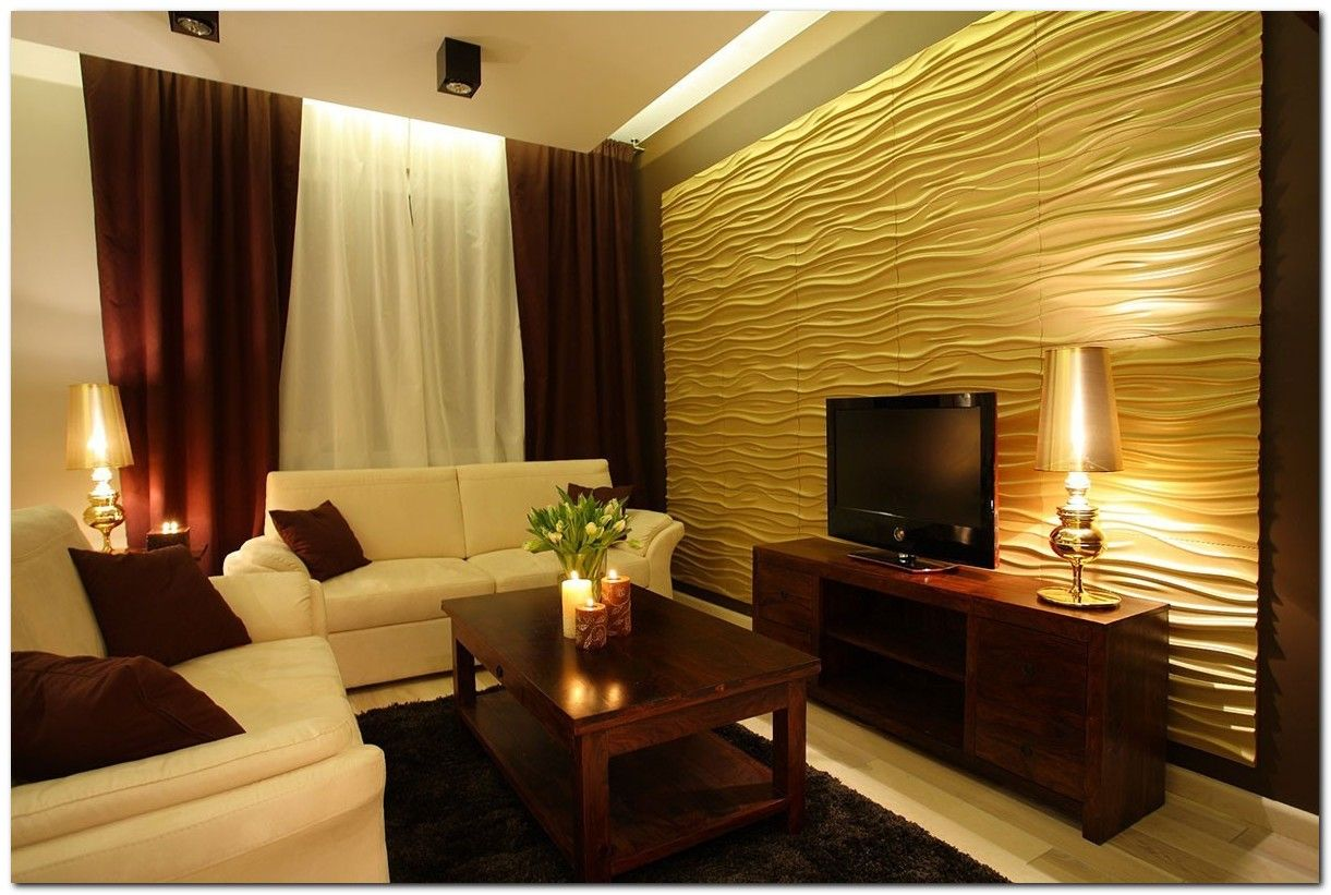 50+ Stunning MDF Wall Panel for Small Home | Mdf wall panels, 3d ...