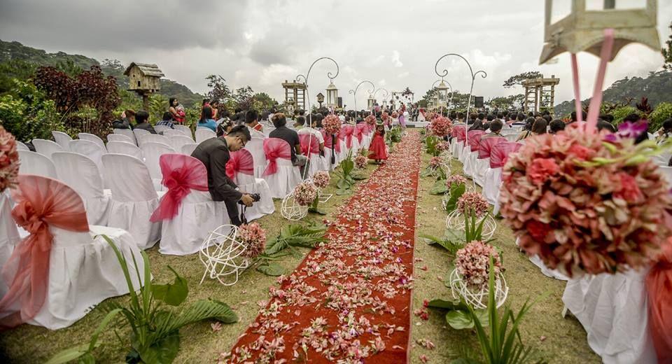 I Bet It's the Best Wedding Venue in Baguio City