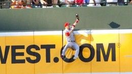 Mike Trout Five Tool Star Center Fielder Mike Trout Baseball Today Major League Baseball