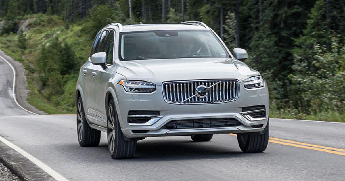 2020 Volvo Xc90 First Drive Review An Improvement Worth Subscribing To Volvo Xc90 Volvo Daihatsu