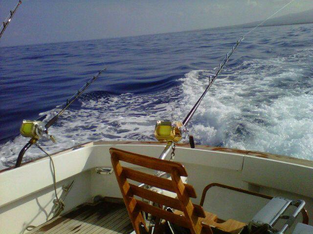 Real deep sea fishing kona hawaii travel leisure for Deep sea fishing tybee island