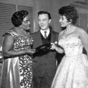 Winnie Attwell Mat Monroe Alma Cogan Jazz Amp Latin Foto