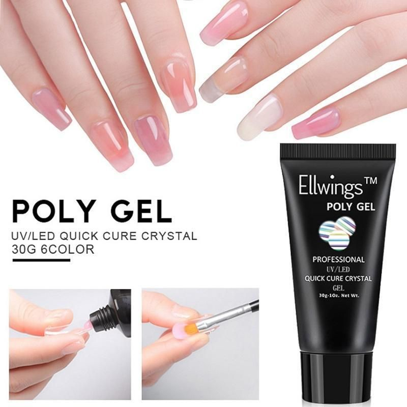 Polygel Nail Extension Kit Polygel Nails Nails Nail Extensions