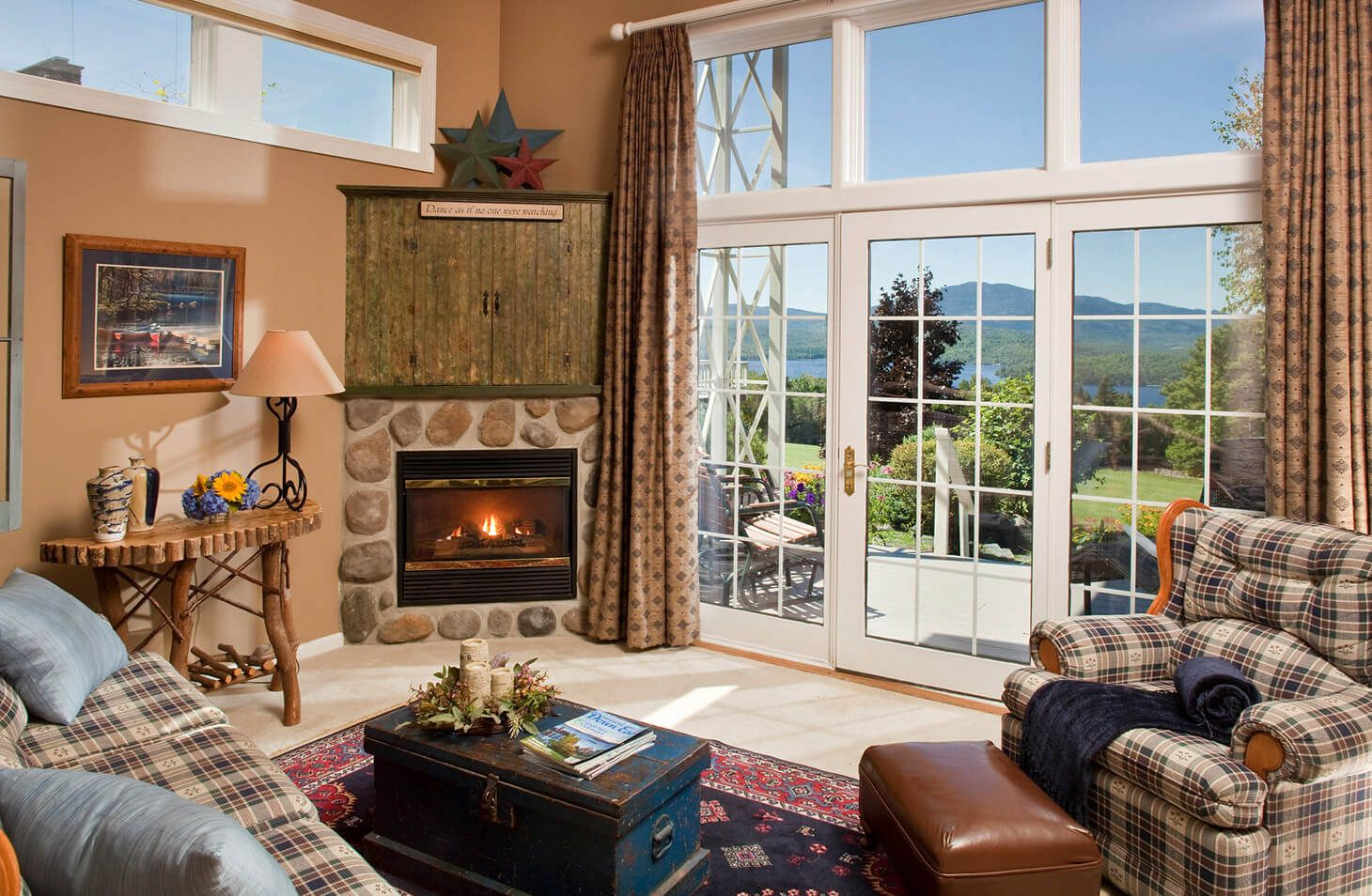 Our Moosehead Lake bed and breakfast in Maine is a 4