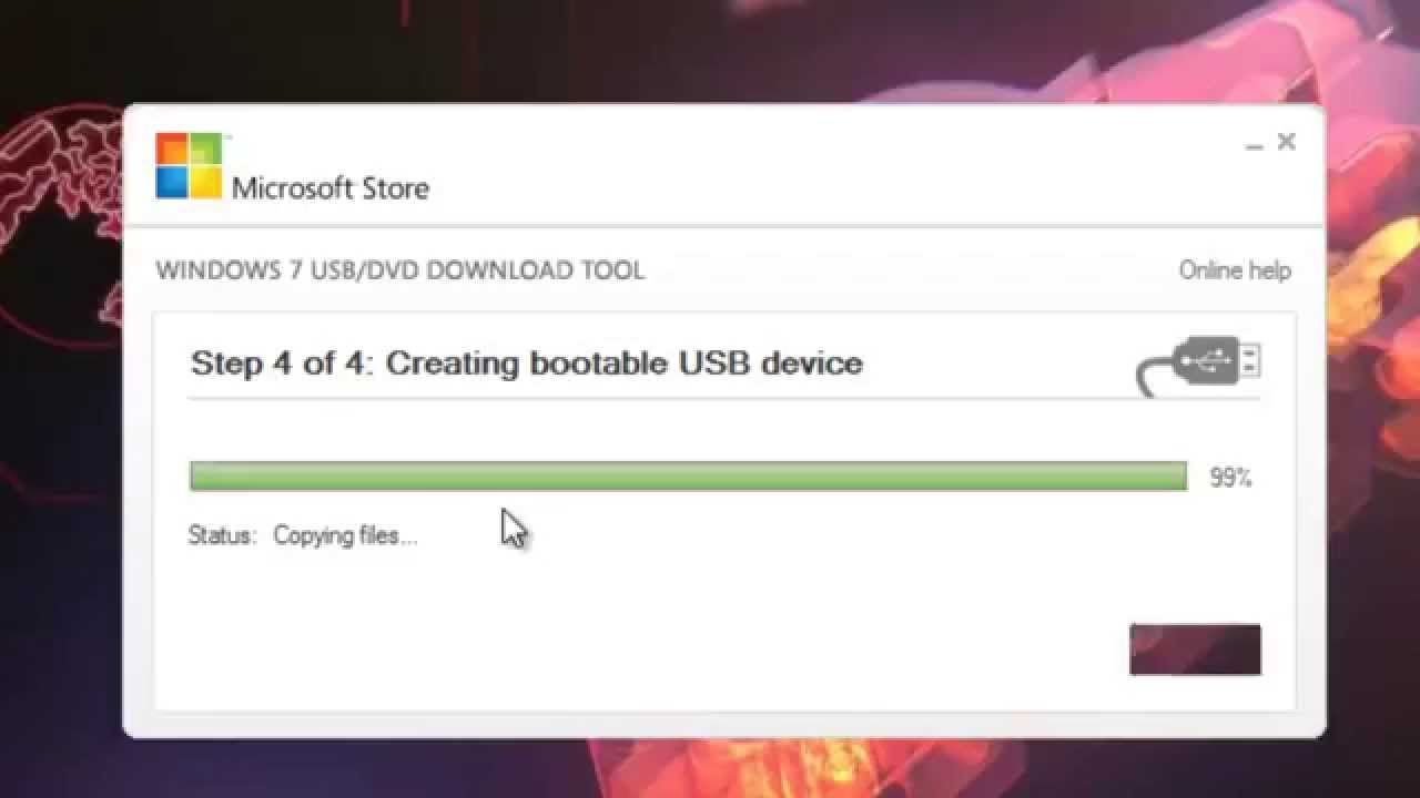 Create Bootable USB Flash Drive to install Windows OS for PC