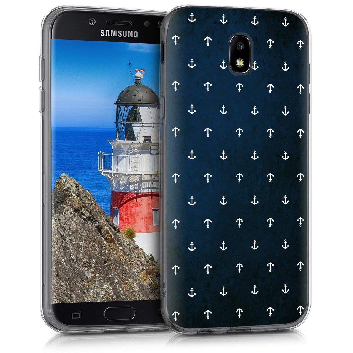 kwmobile Coque pour Samsung Galaxy J7 (2017) Duos: Amazon.fr: High ...