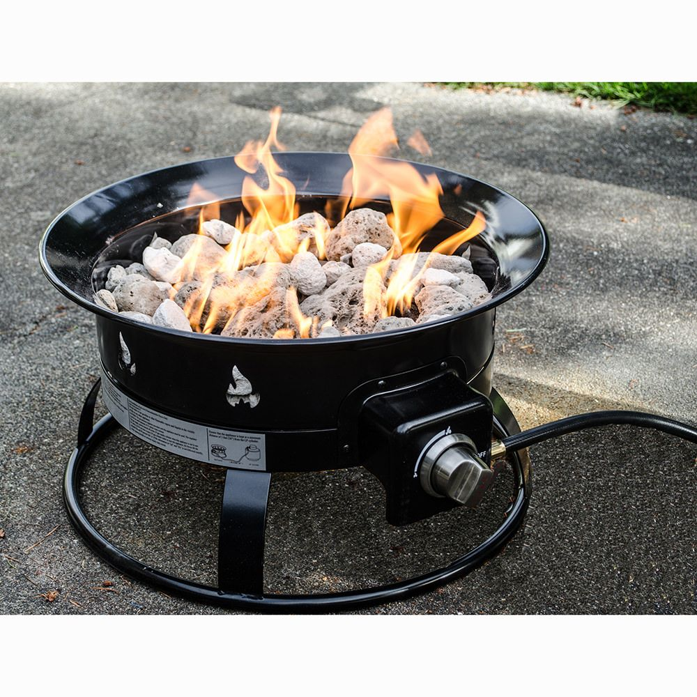 Portable Propane Outdoor Fire Pit Portable Propane Fire Pit Gas