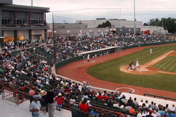 Summer S Eve Baseball In The Hudson Valley Baseball Park Stadium Minor League Baseball