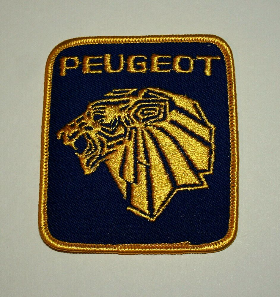 Vintage Peugeot Automotive Car Service Mechanic Cloth