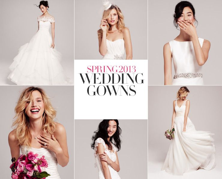 Swoon! Our spring lookbook is full of dreamy gowns! | Wedding ...