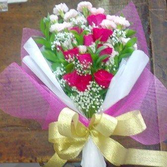 Contoh Bunga Buket Bunga Toko Bunga Buket