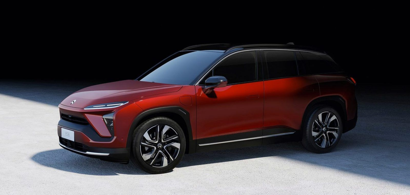 NIO launches new ES6 electric SUV with up to 300 miles of