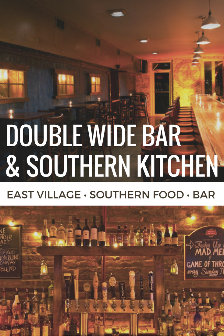 Embrace The Southern Hospitality Offered By Double Wide Bar