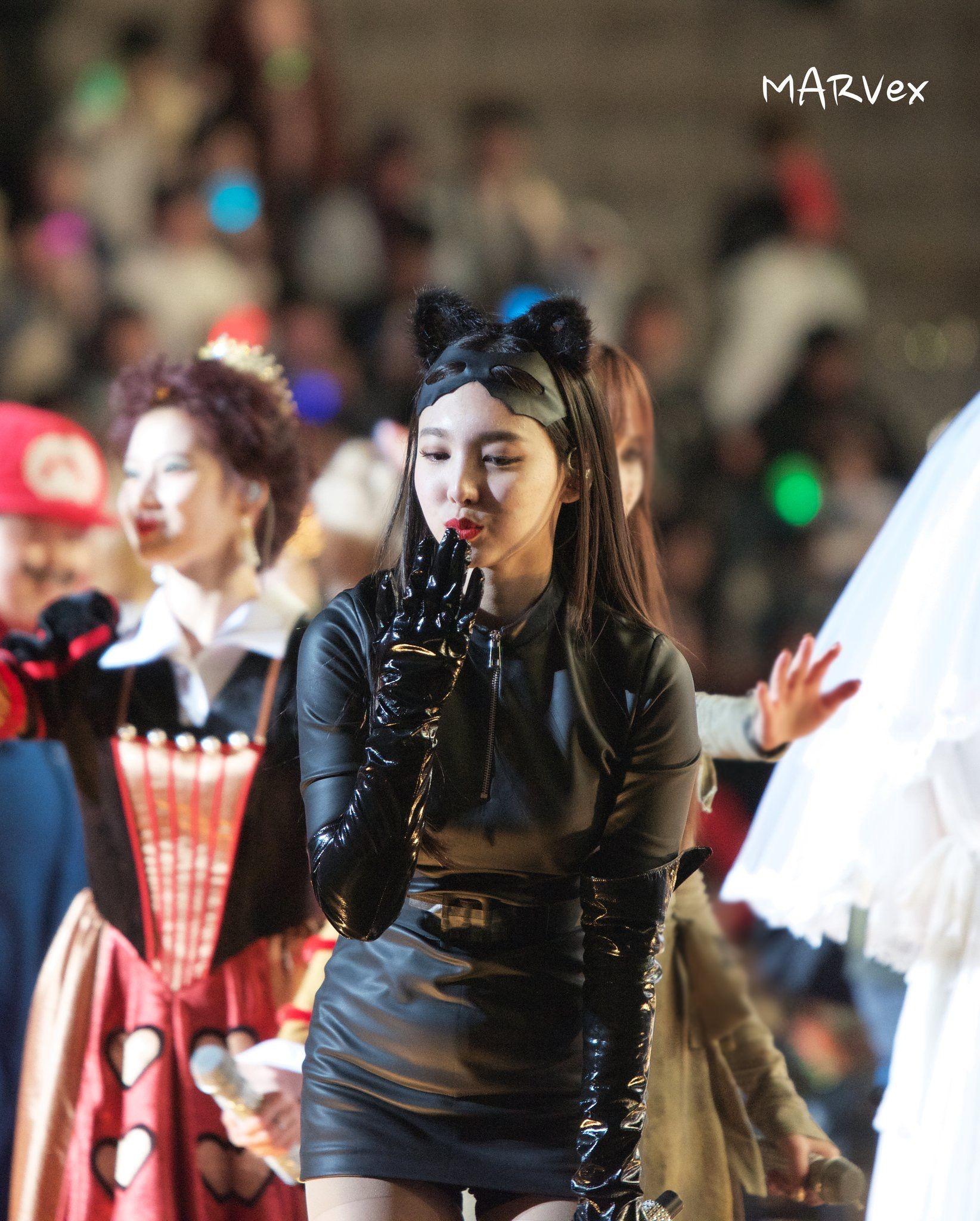 181028 Once Halloween Fan Meeting X Nayeon Kpop Girl Groups Kpop Girls