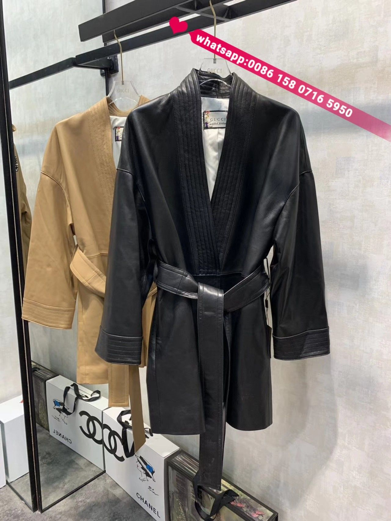 Gucci leather jackets women clothes Leather jackets