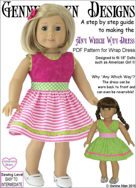 Any Which Way Dress 18\