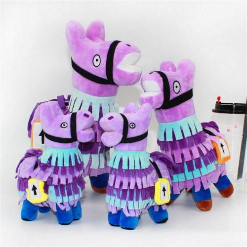 Fortnite Loot Llama Plush Toy Figure Doll Soft Stuffed Animal Kids