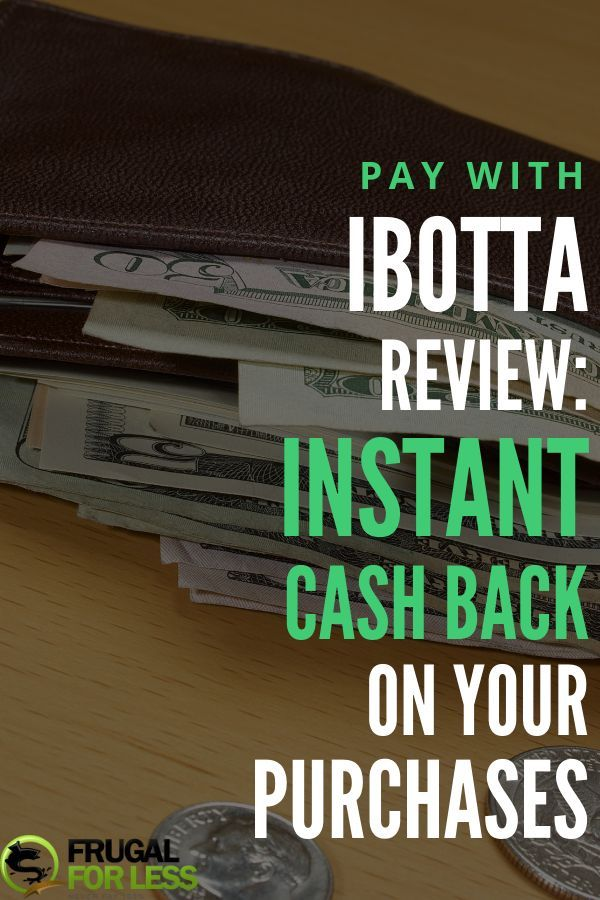 Pay With Ibotta App Review Get Instant Cash Back On Your