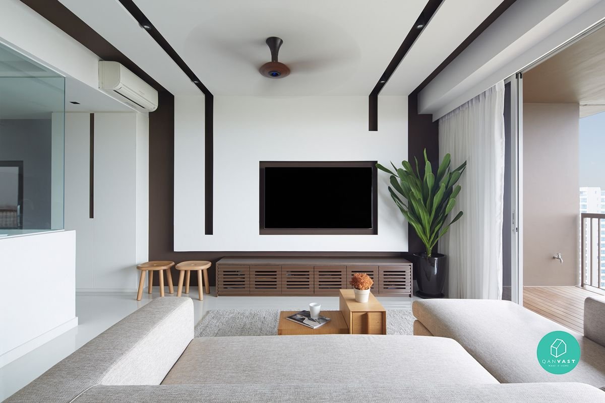 5 Ways To Work An All White Interior With Style Condominium Interior Condo Interior Condominium Interior Design