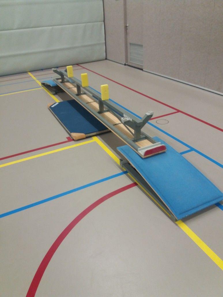 Balanceren Lichamelijke Opvoeding Peutergym Gymnastiek