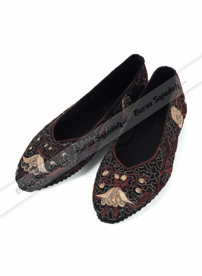 Dfa181j30 Jh97 Sandal Wedges Bussaina Wanita 5237 Dewasa Bmgshop