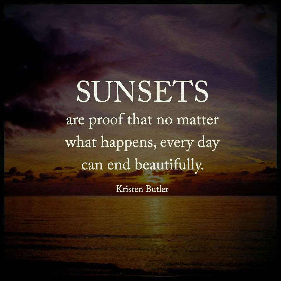 sunsets are proof | Inspirational quotes | Pinterest ...