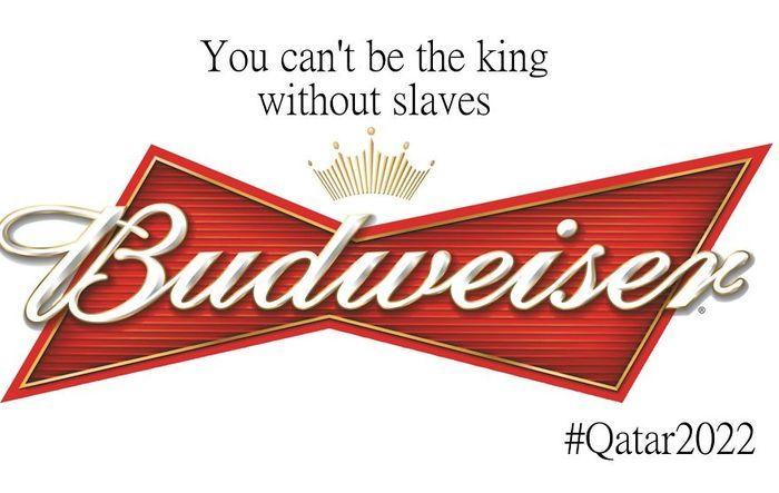 Ils d�tournent les logos des marques pour les inciter � boycotter le mondial 2022 au Qatar. � voir !