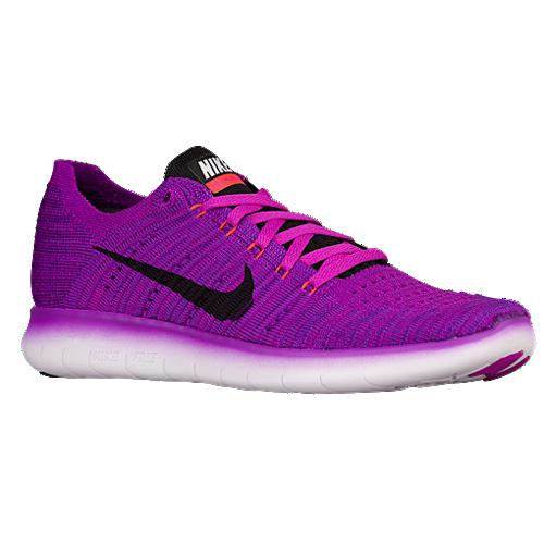 Foot Locker Nike Free Run Flyknit Violet
