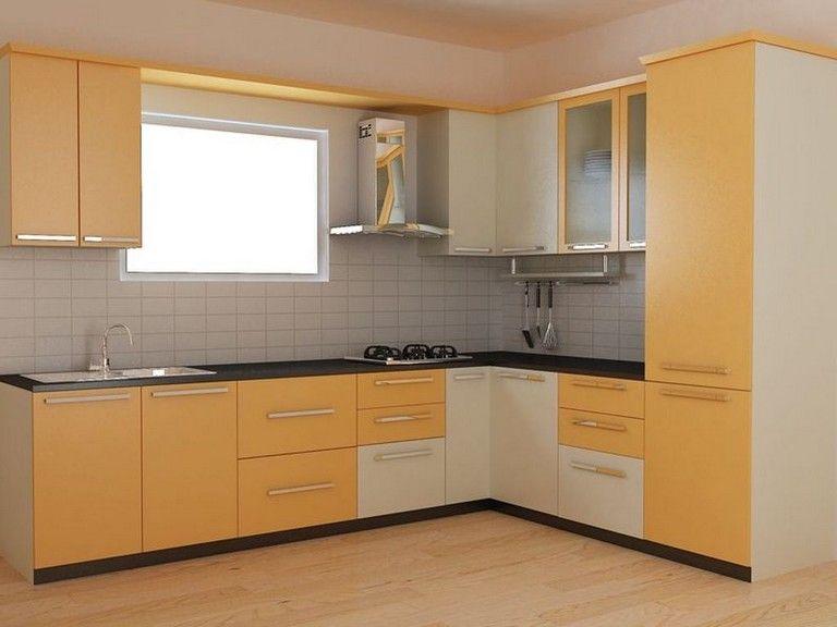 Modern Simple Small Space Latest Modern Kitchen Design Trenhomede
