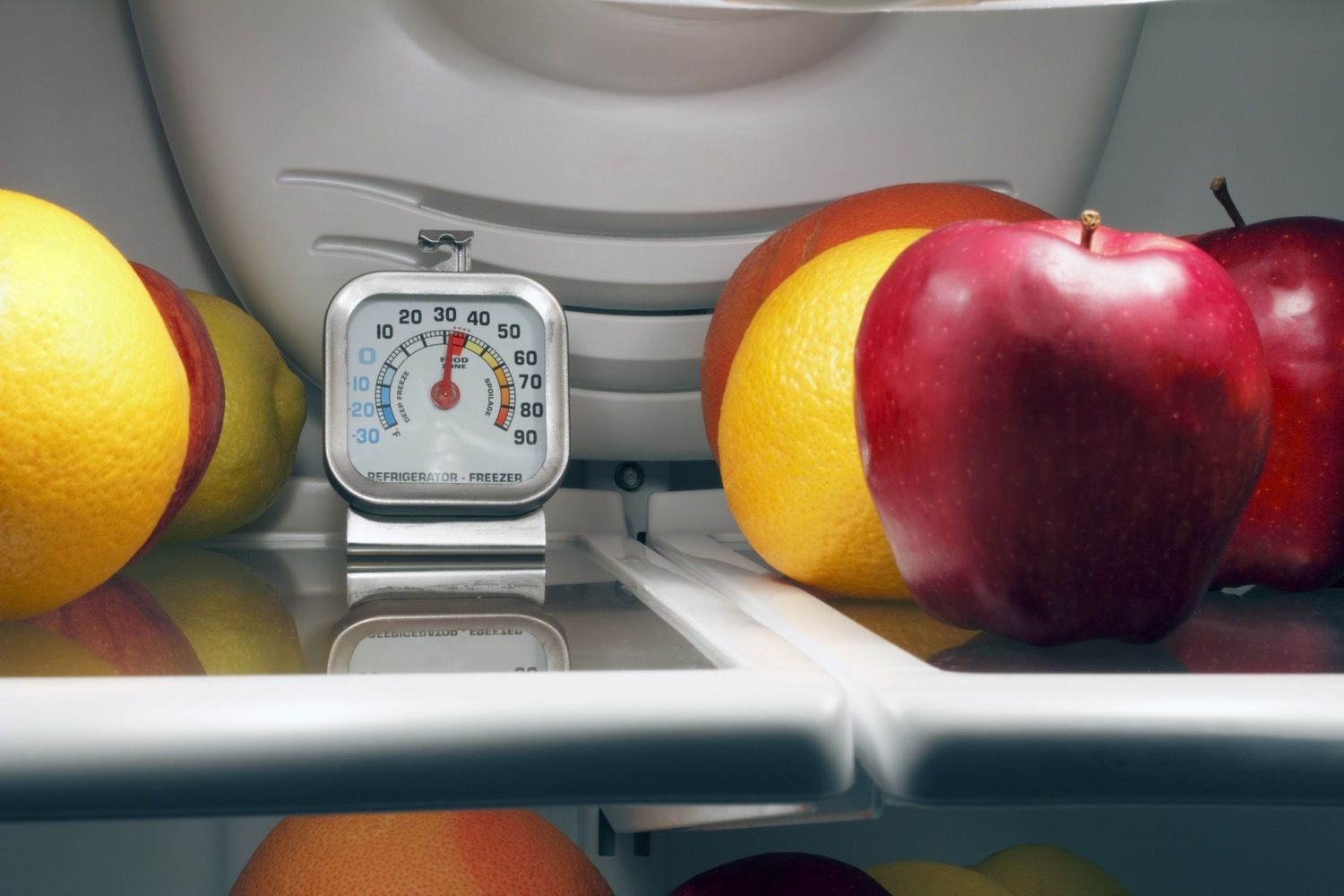 At What Temperature Should My Refrigerator Be Set Refrigerator